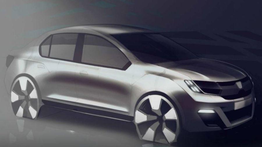 Renault Kwid Sedán