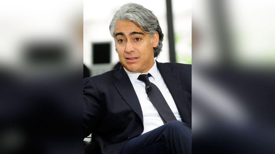 Marco Enríquez-Ominami, en la entrevista con Jorge Fontevcchia.