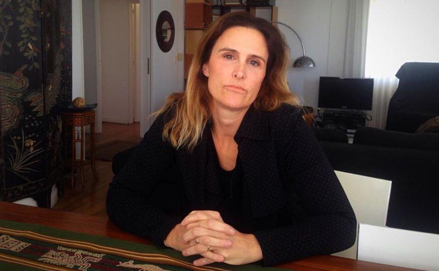 Karina Rasic, cuenta roja