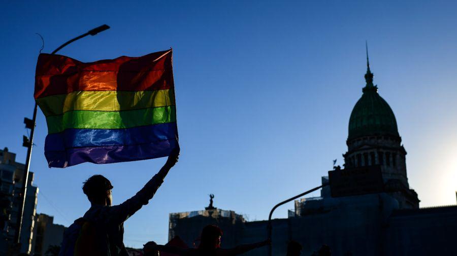 Gay Pride Parade in Buenos Aires 2019