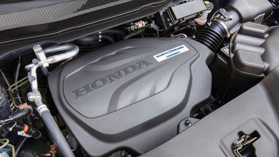 Honda New Pilot