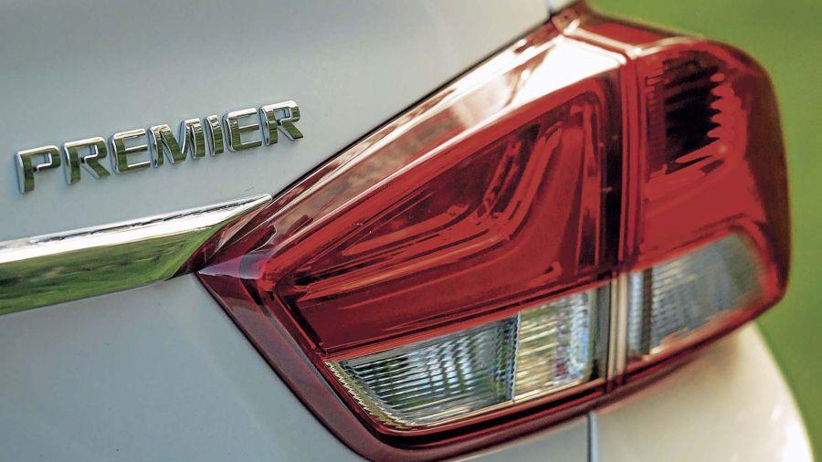 Chevrolet Cruze Premier