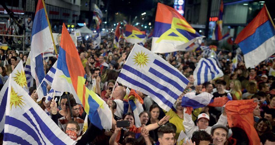 elecciones uruguay frente amplio