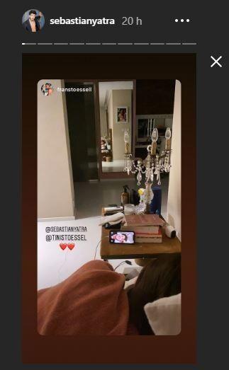 La suegra de Tini Stoessel opinó sobre su relación con Sebastián Yatra