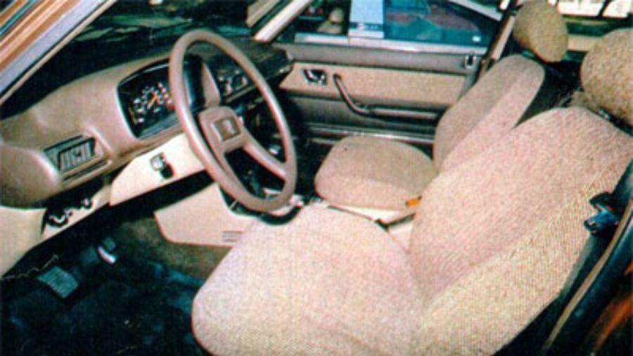 Peugeot 505 SR