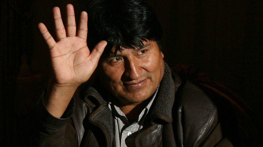 Dudas sobre la sucesión de Evo Morales.