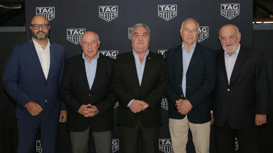 Lanzan una nueva edición limitada del TAG Heuer Fangio