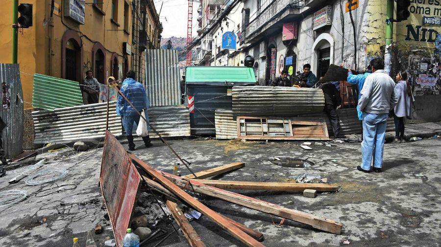 Crisis en Bolivia. Advertencia a los argentinos.
