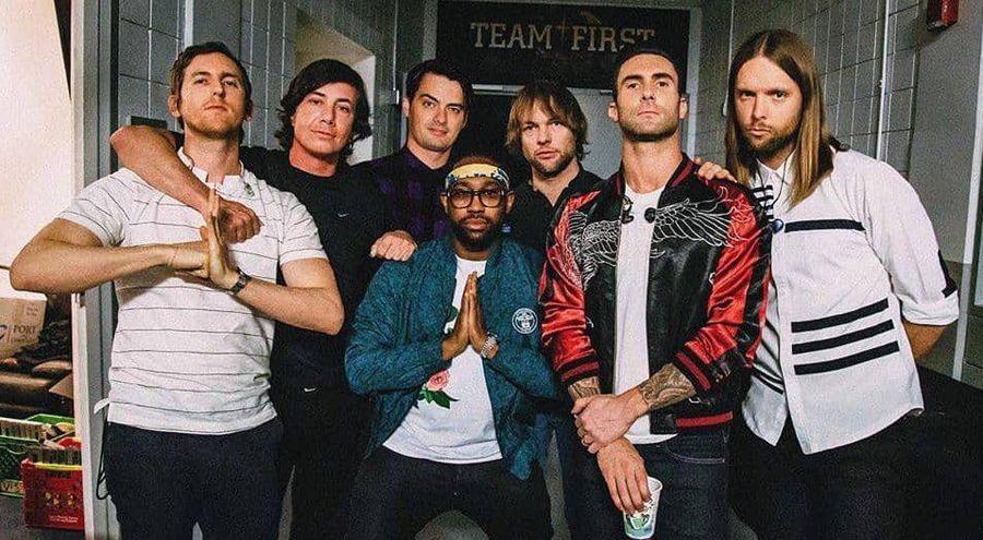 Maroon 5 en Argentina 20191111