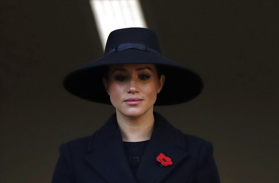 Meghan Markle y Kate Middleton duelo de looks del Remembrance Day