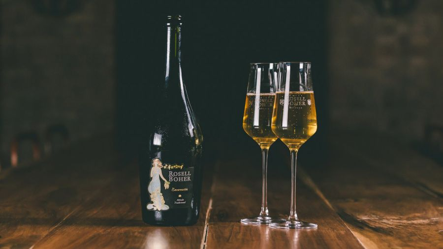 Rosell Boher vinos espumosos