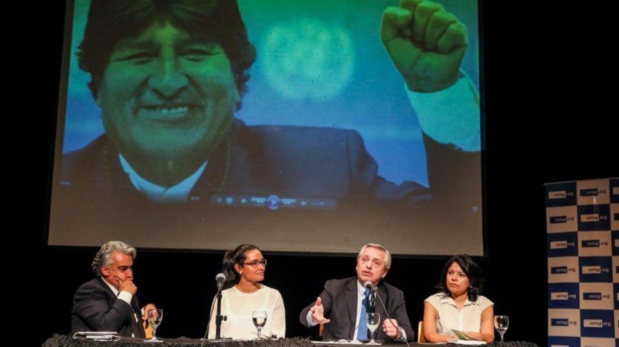 En Bolivia hubo un golpe de Estado por razones muy objetivas