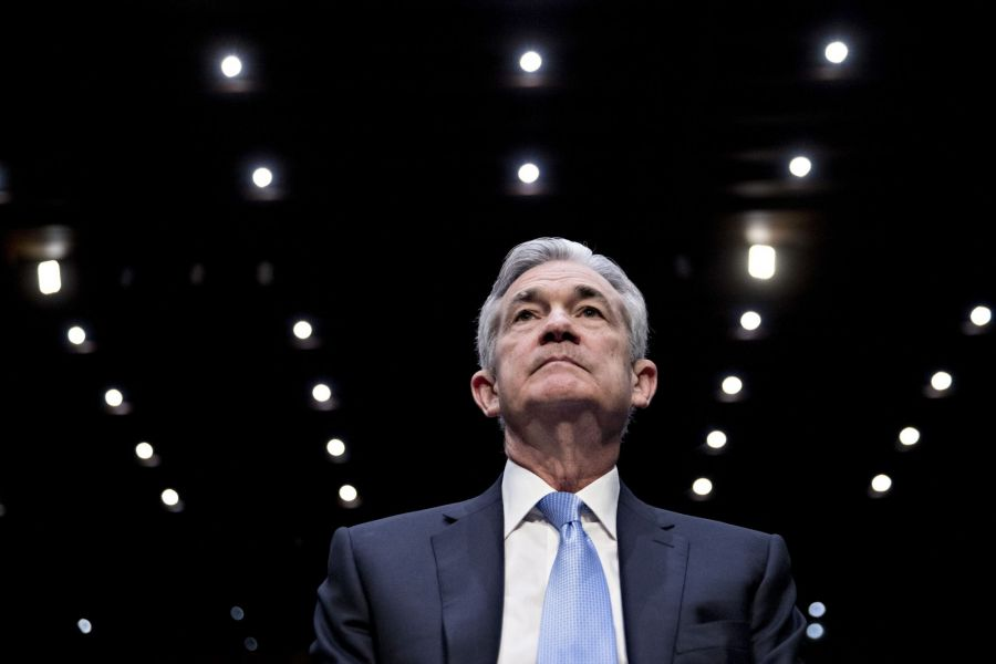 Nomination Hearing Considering Jerome Powell To Be Federal Reserve Chairman