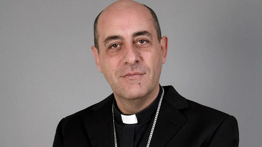 Víctor Manuel Fernández, arzobispo de La Plata.