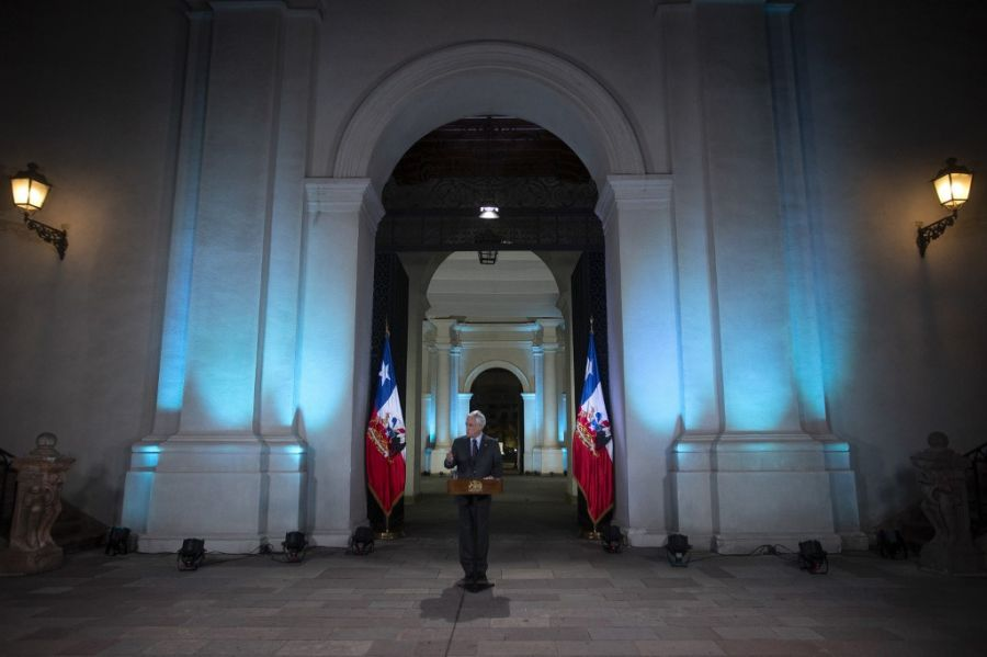 presidente de chile sebastian piñera
