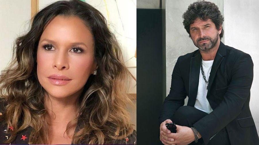 Julieta Ortega e Iván Noble