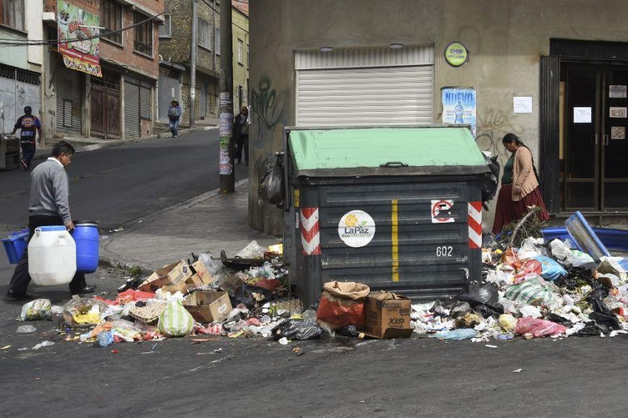 desabastecimiento bolivia afp