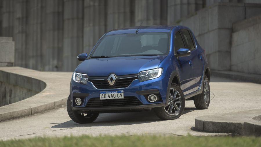 Renault presentó los nuevos Sandero, Logan y Stepway