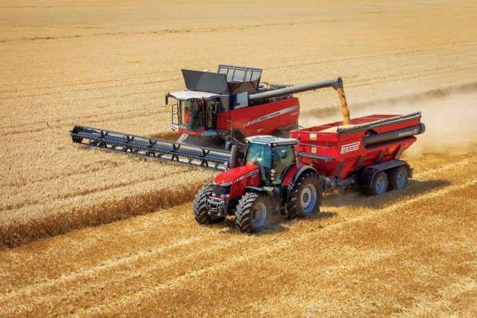 Maquinaria agrícola: la facturación aumentó 98,5% interanual en el 3° trimestre de 2019.