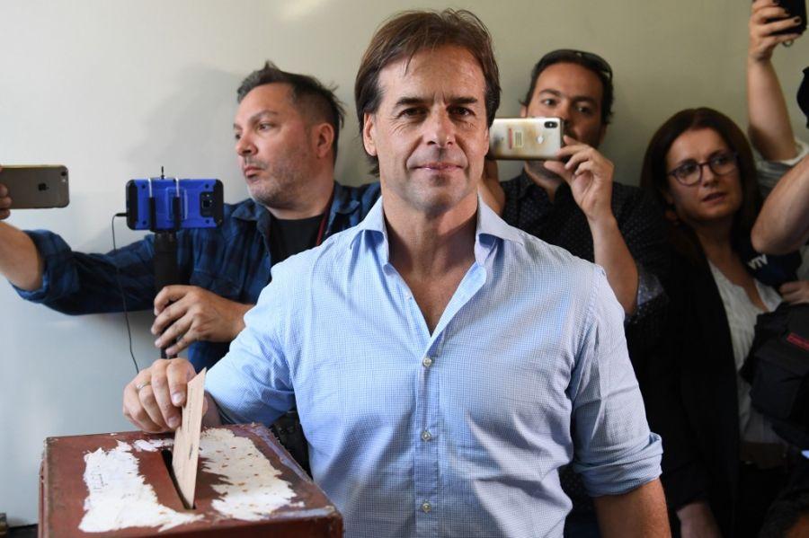 luis lacallo pou partido nacional uruguay