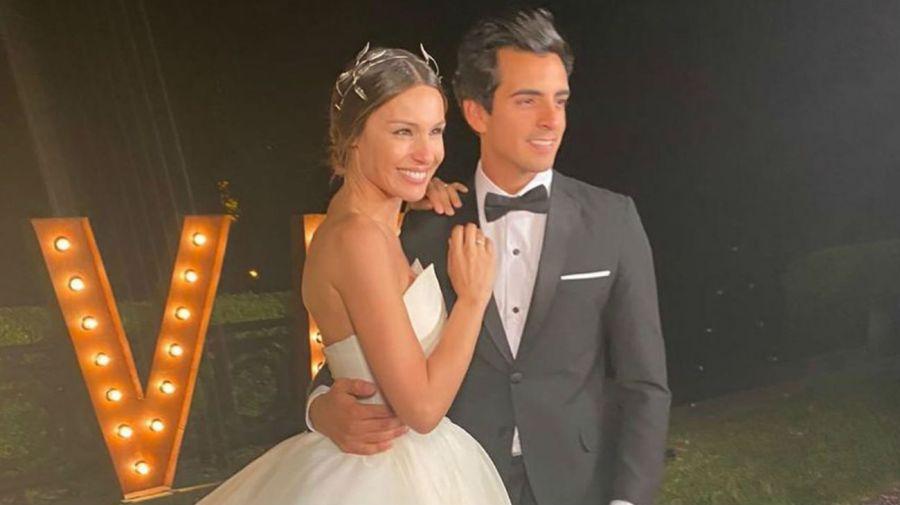 Guillermo Ardohain, el hermano de Pampita, reveló intimidades de la boda del año