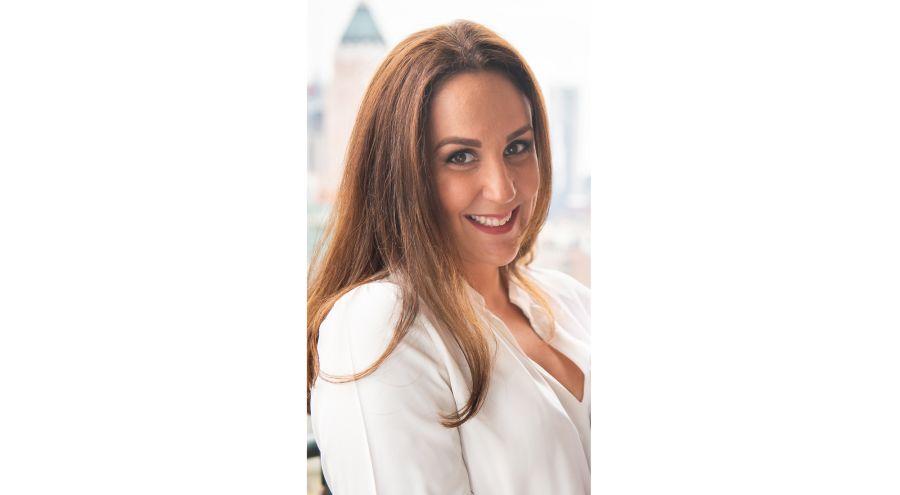 Celine Adrai es la dueña de Lilova, la marca de ropa interior que lanzó las periodpanties