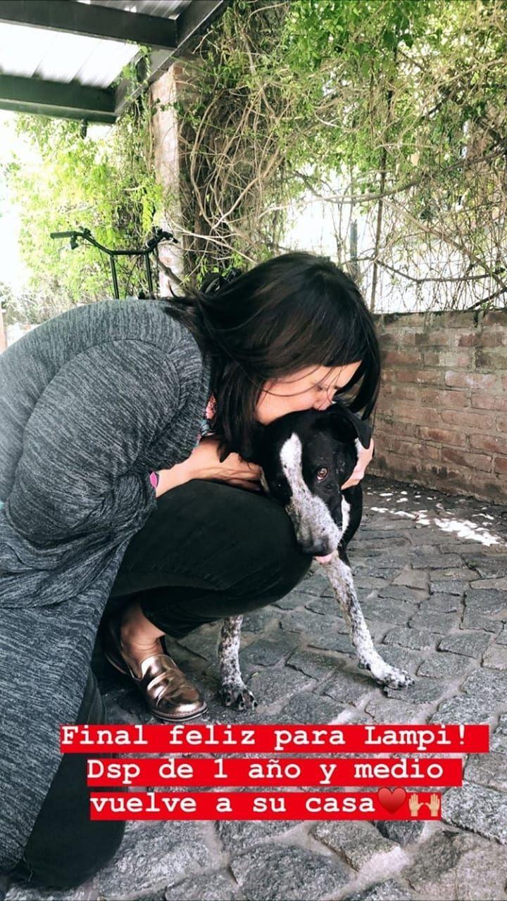 Paula Chaves compartió una conmovedora historia que fue furor en las redes