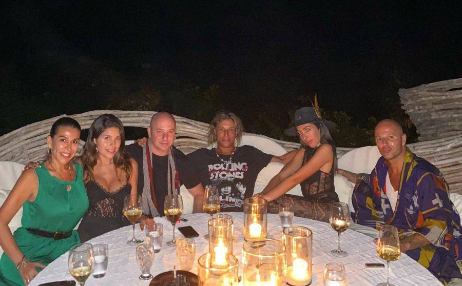 Sofía Bonelli, la prometida de Claudio Paul Caniggia está embarazada