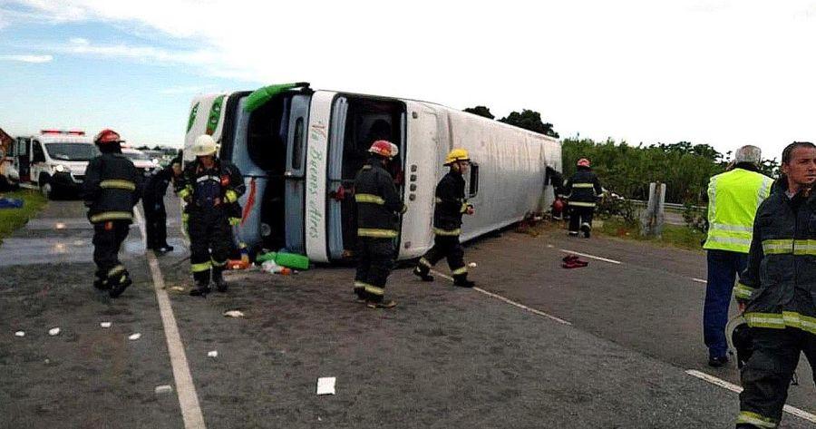Accidente en la Ruta 2_g 20191128