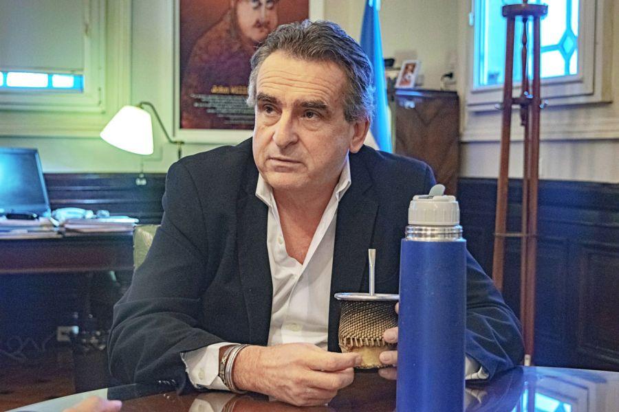 Agustín Rossi entrevista