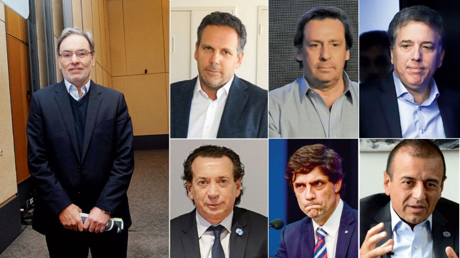 Ministros de Macri