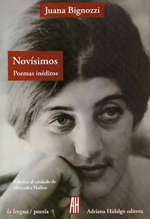 Juana Bignozzi Novisimos