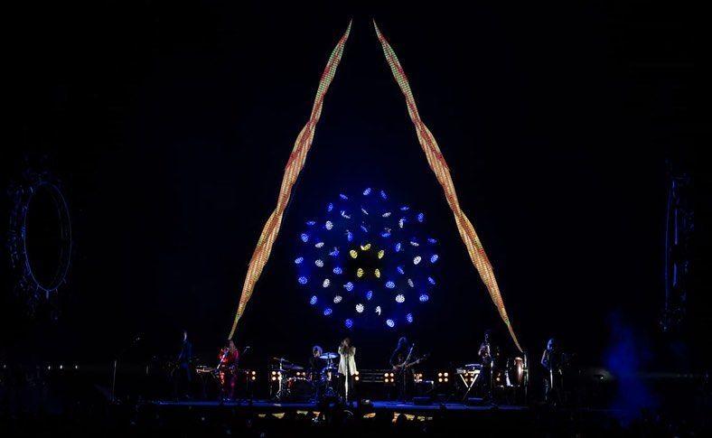 Tras un exitoso Luna Park, se viene el último show del año de Babasónicos