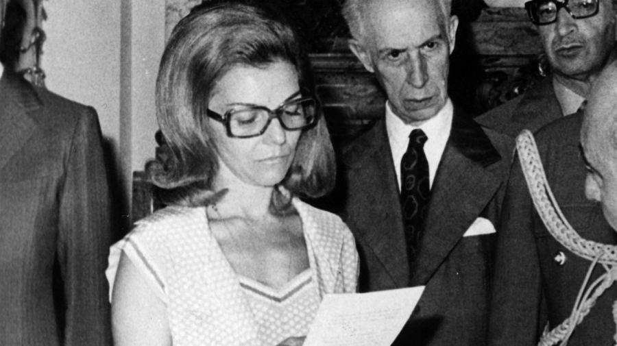 María Estela Martínez de Perón Isabelita