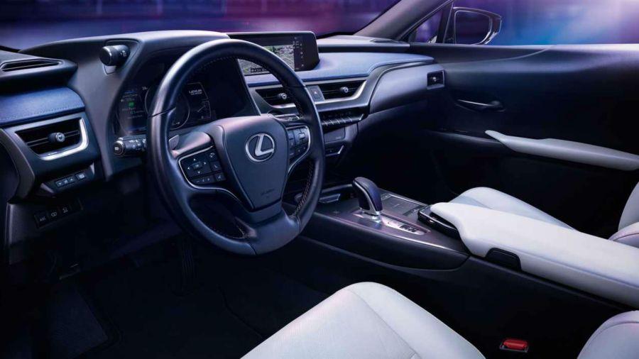 El primer modelo eléctrico de Lexus es un SUV