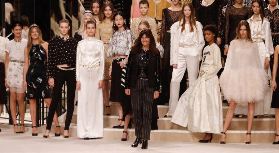 El impactante desfile de Chanel en París