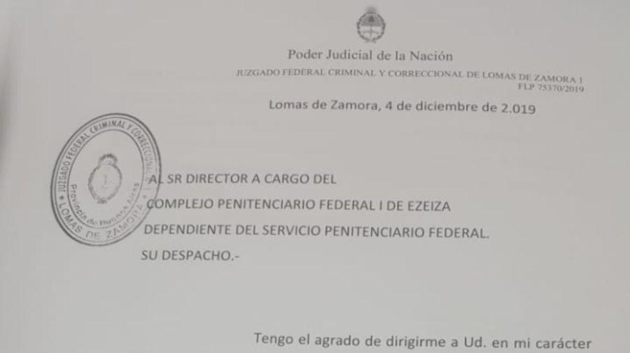 lazaro baez comunicado 05122019