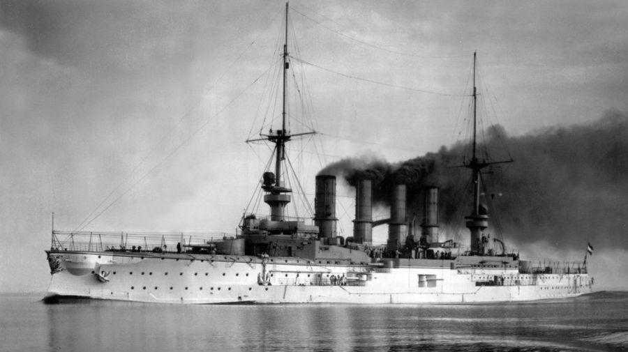 buque aleman guerra islas malvinas