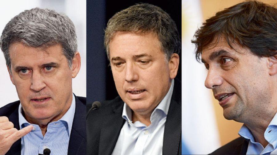 Ministros de Economia