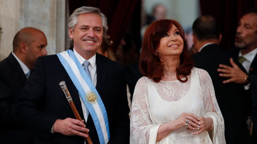 Alberto inauguration