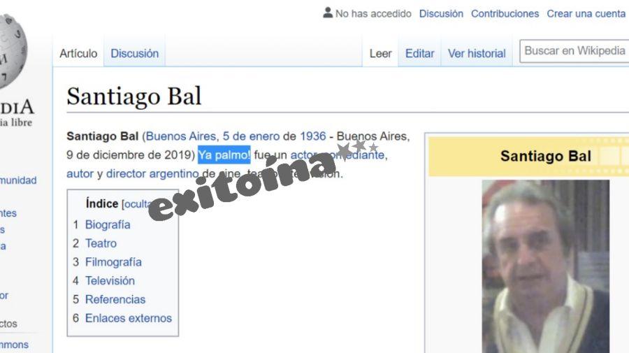 wikipedia santiago bal 1210