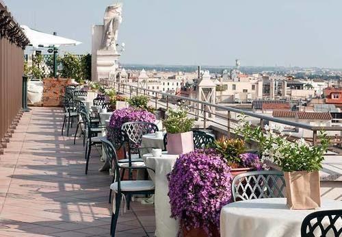Hotel Flora Marriot 2