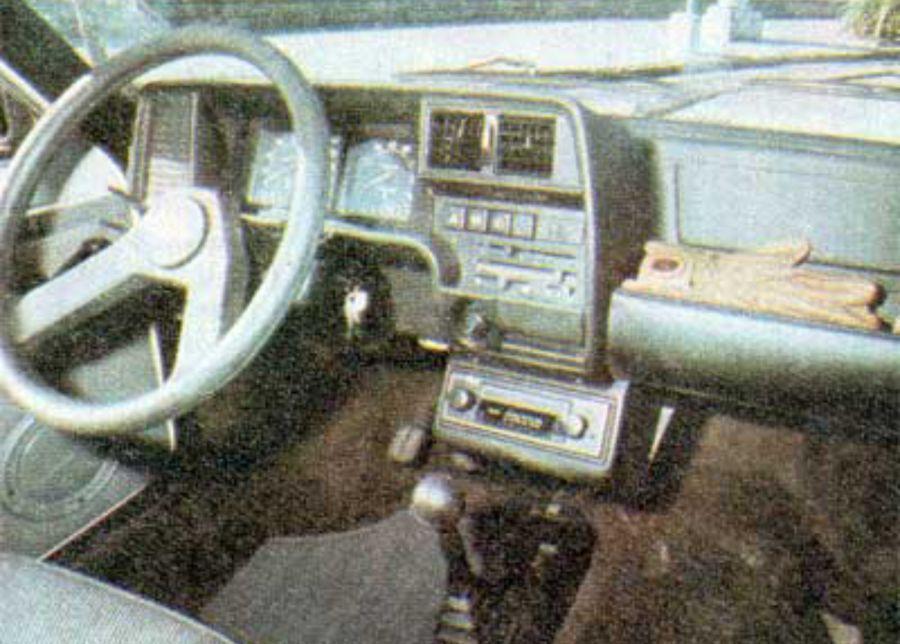 Parabrisas Asi Probabamos Al Fiat Spazio