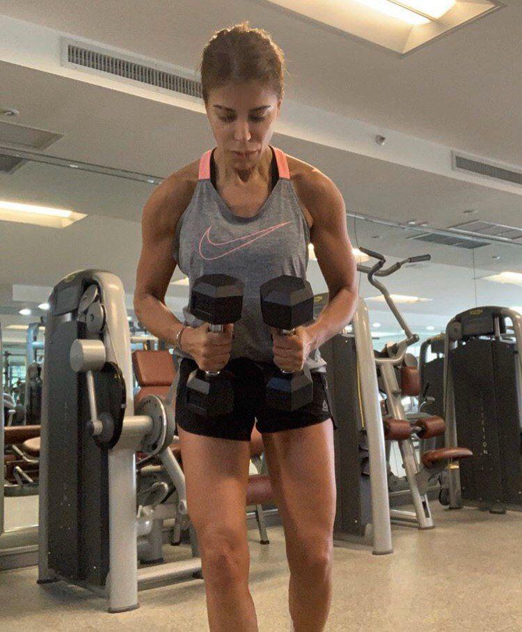 Zulemita Memen: De Primera hija de la Argentina a diosa e influencer fit