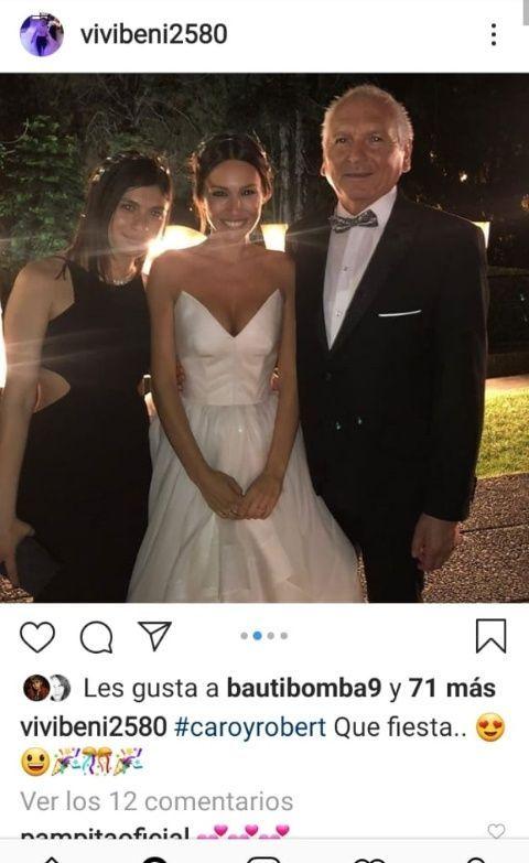 La exniñera de Pampita: las fotos que compartía con Benicio, Beltrán y Bautista
