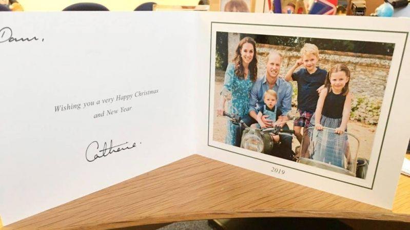 Filtran una foto íntima de los Duques de Cambridge