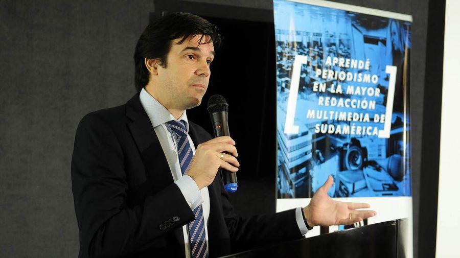 Rodrigo Lloret, director de Perfil Educación