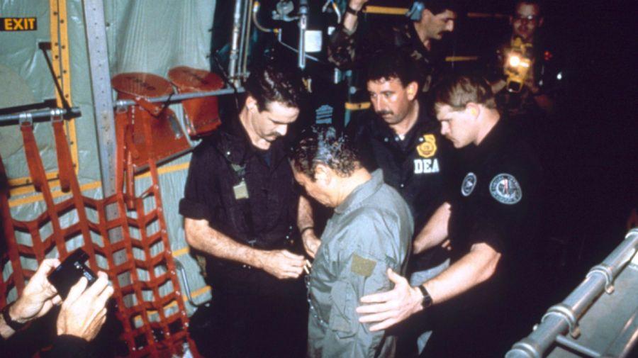 Manuel Antonio Noriega, exdictador de Panamá