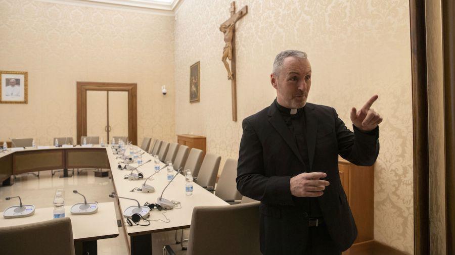 Monsignor John Kennedy 2 stock