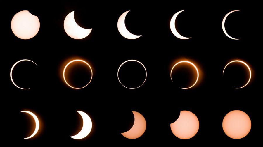 Eclipse anular de Sol